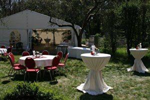 Catering 2008 buiten