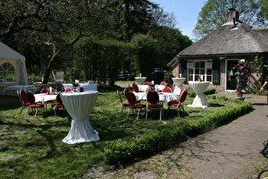 Catering mei 2008 buiten